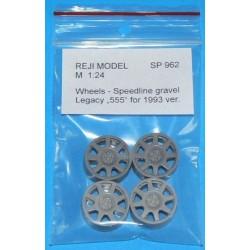 Speedline Gravel wheels for...