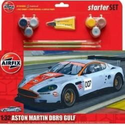 Aston Martin DBR9 Gulf set