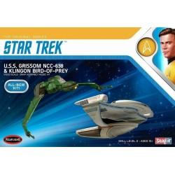 Star Trek USS Grissom &...