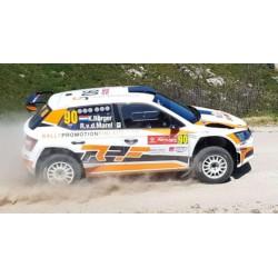 Skoda Fabia R5 Rally...