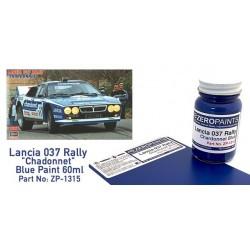 Lancia 037 Chardonnet Blue