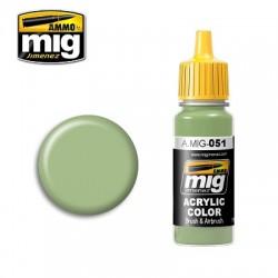 Light Green KHV 553M