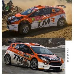 Ford Fiesta R5 Rally...