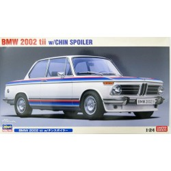 BMW 2002tii with spoiler