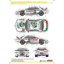 Nissan Skyline GT-R GrA...