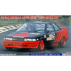 Advan Toyota Corolla AE92...