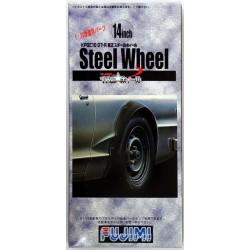 """Steel Wheel 14"""""""