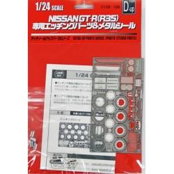 Nissan GT-R R35 pe parts