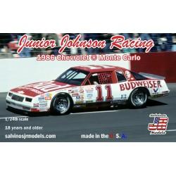 Budweiser Junior Johnson...