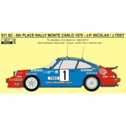 Porsche 911 SC Monte Carlo...