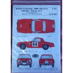 Datsun SR 311 Rally Monte...