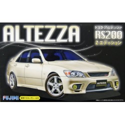 1999 Toyota Altezza RS200...