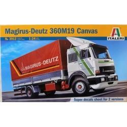 Magirus Deutz 360M Canvas