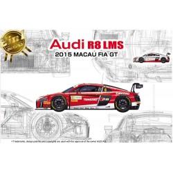 Audi R8 LMS Macau 2015