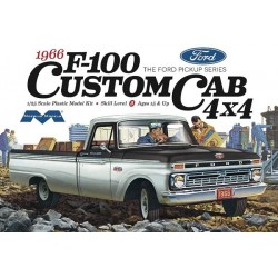 1966 Ford f100 Custom Cab 4x4