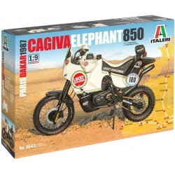 Cagiva Elephant 850 Dakar...