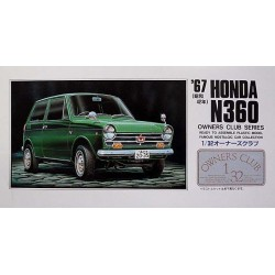 '67 Honda N360