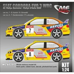 Seat Cordoba WRC Evo 3...