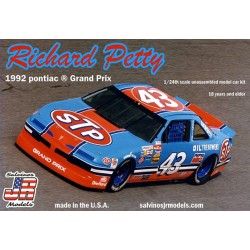 1992 Richard Petty Pontiac...