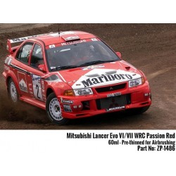 Mitsubishi Evo VI Marlboro Red