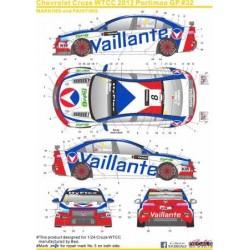 Chevrolet Cruze 2012 WTCC...