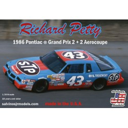 Richard Petty 1986 Pontiac...
