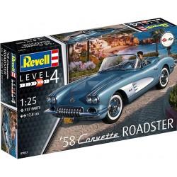 1958 Chevrolet Corvette...