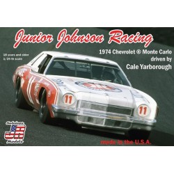 Junior Johnson 1974...