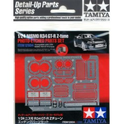 Nismo R34 GT-R Z-tune