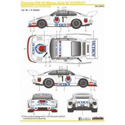 Porsche Kremer 935 K2 Macau...