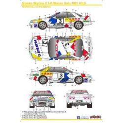 Nissan Skyline GT-R Macau...