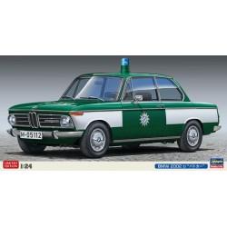 BMW 2002ti Police