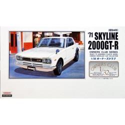 '71 Skyline 2000 GT-R