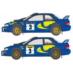 Subaru Impreza WRC 555...