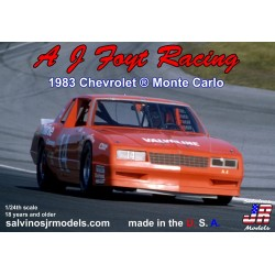 Valvoline AJ Foyt Racing...