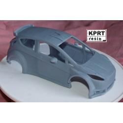 Ford Fiesta R5 body
