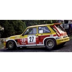 Renault 5 Maxi Turbo 33 Auriol