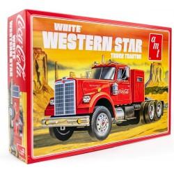 White Western Star Coca-Cola