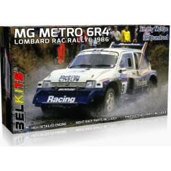 MG Metro 6R4 RAC 1986...