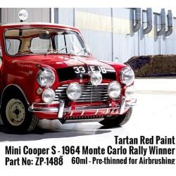 Mini Cooper S 1964 Monte Carlo