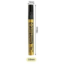 3,0 mm Gold Chrome Marker