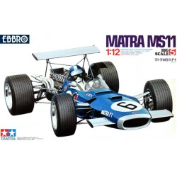 Matra MS11 1968 British GP