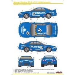 Nissan Skyline GT-R JTC...