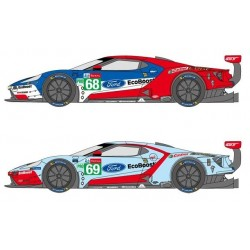 Ford GT Le Mans 2017 Team USA