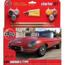 Jaguar E-type set