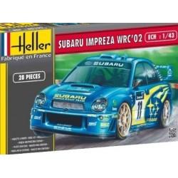 Subaru Impreza WRC '02