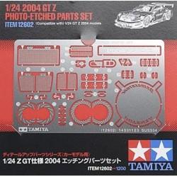 1/24 2004 Nissan GT-Z PE parts