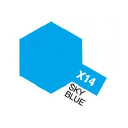 X-14 Sky Blue