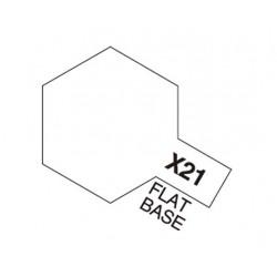 X-21 Flat Base