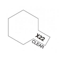 X-22 Clear